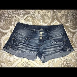Almost Famous Jean Shorts size 7